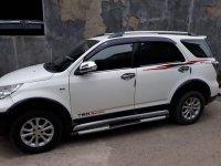 Daihatsu: Terios TX AT Automatic Otomatis 2014 Putih Cilegon