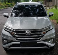 Jual Daihatsu: All NEW TERIOS 2018 R deluxe manual silver