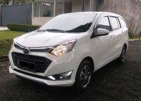 Jual Over Kredit RESMI Daihatsu Sigra 1.2 R AT (Automatic) 2018 Putih