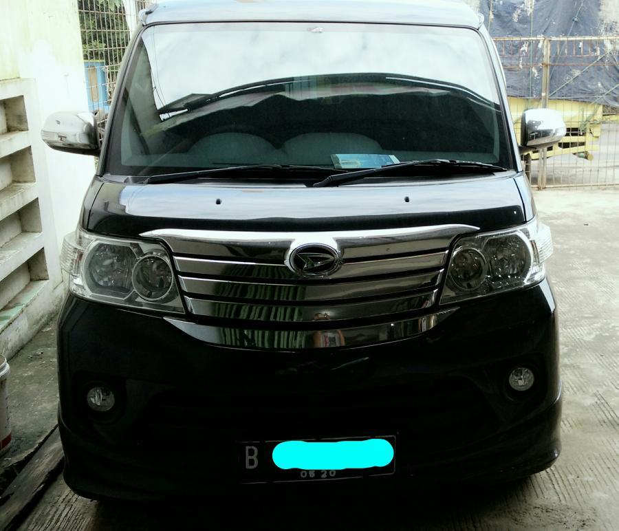 Daihatsu Luxio X AT Matic - MobilBekas.com