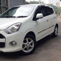 Jual Daihatsu Ayla X manual 2017