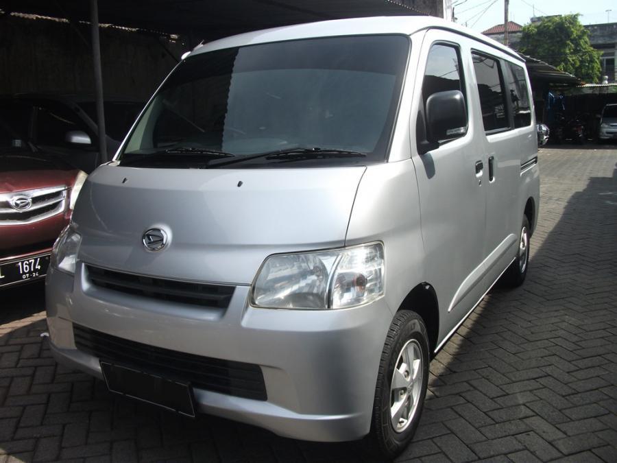 Gran Max: Grandmax D 2015 Manual Silver Surabaya ...