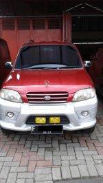 Jual Daihatsu: TARUNA CSX 1999 MERAH