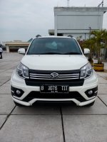 Jual Daihatsu terios tx adventure putih manual 2015 km 5 rb