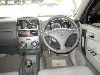 Daihatsu: Terios TX'11 MT Silver KM67rb Tg1 L 2TVHeadRest Mobil Istimewa Terawa