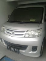 Daihatsu: dijual cepat luxio 2010 tipe D silver