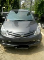 Jual Daihatsu Xenia X 1.3 M/T deluxe 2014
