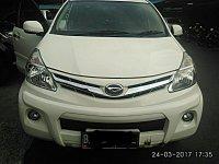 Jual Daihatsu Xenia 1.3 R Sporty AUtomatik Tahun 2012