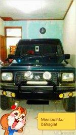 """Jual Daihatsu: Feroza manual tahun """"98"""