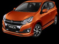Jual Daihatsu: NEW AYLA 1.200 cc BISA KREDIT / CASH