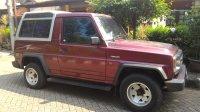 Daihatsu: Dijual Mobil Feroza type Megatop th 1995 segera, BU
