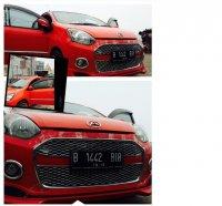 Jual 2014 Daihatsu Ayla 998 X Elegant Hatchback