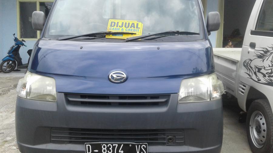 Gran Max Pick Up: Dijual daihatsu granmax pu th 2008 ...