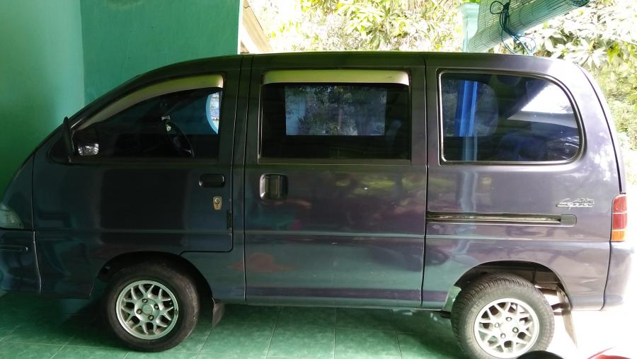 Daihatsu Espass Bekas Manual 1995 Ungu Malang Orisinil ...