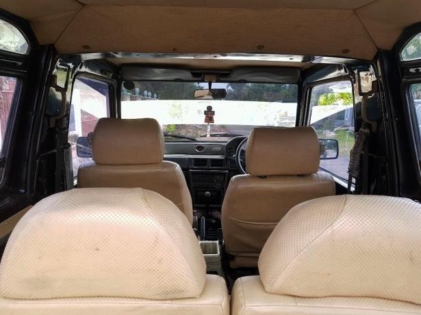 Taft Rocky Daihatsu Rocky 4x4 Independent 1997 Mulus Full Ori