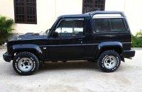 Taft Rocky: Daihatsu Rocky 4x4 Independent 1997 mulus full ori (289971614_2_644x461_3.jpg)
