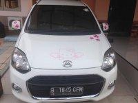Daihatsu: Jual Mobil Ayla 2014 type X/AT Untuk Wanita