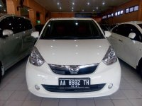 Daihatsu: All New Sirion Manual Tahun 2012
