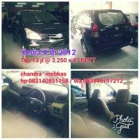 Jual Daihatsu: D.Xenia X 1.3 manual 2012(Tdp13)krdt tanpa tolak