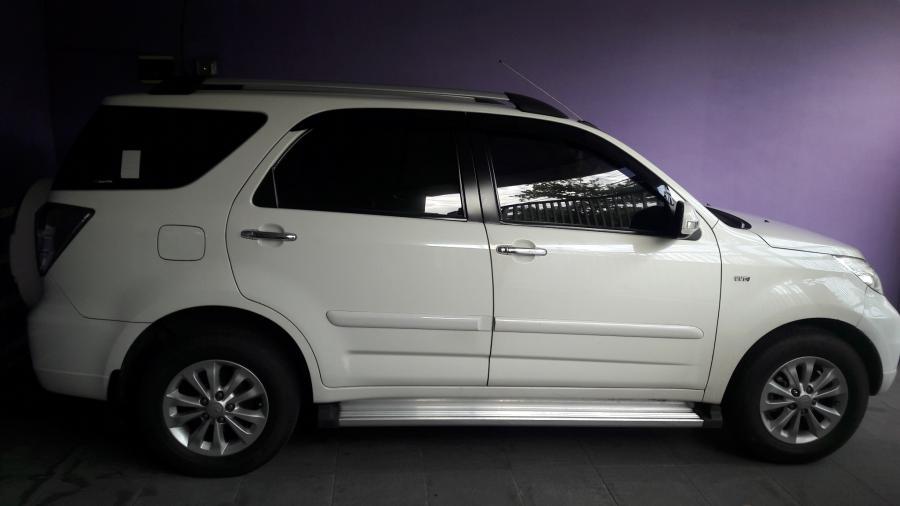 Daihatsu Terios Tx Manual 2012 Warna Putih Mobilbekas Com