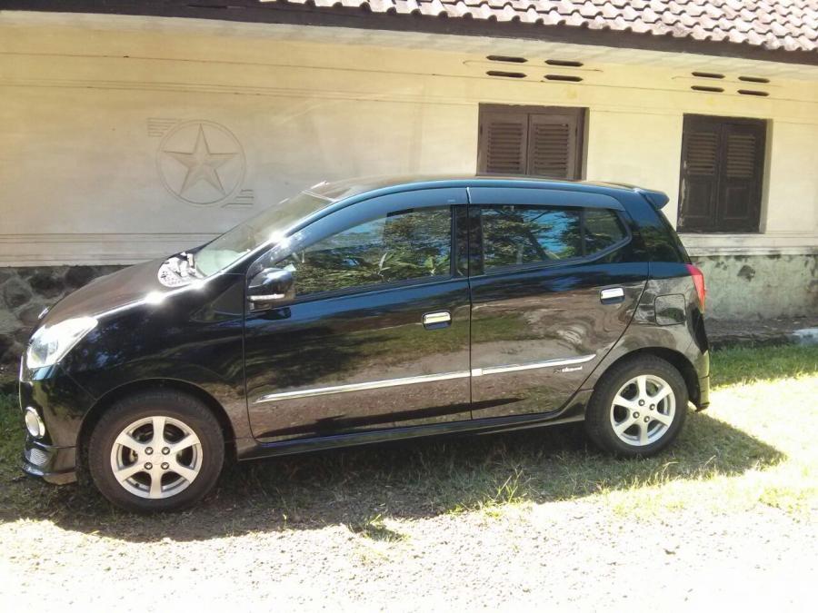 1060+ Gambar Mobil Ayla Hitam Gratis