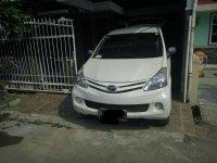 Jual Daihatsu: Xenia X manual putih 2012