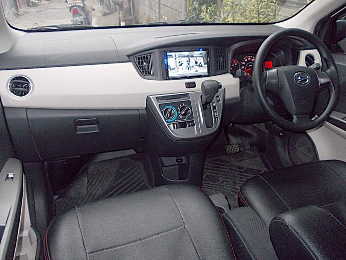 Daihatsu Sigra R Deluxe 12 Dual VVTi Automatic Th 2016