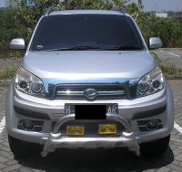 Daihatsu: Terios TX 2008 Plat H kota (depan.jpg)