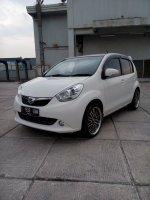 Daihatsu sirion matic 2012 putih km 30 rban 08161129584 (IMG20171012173811.jpg)
