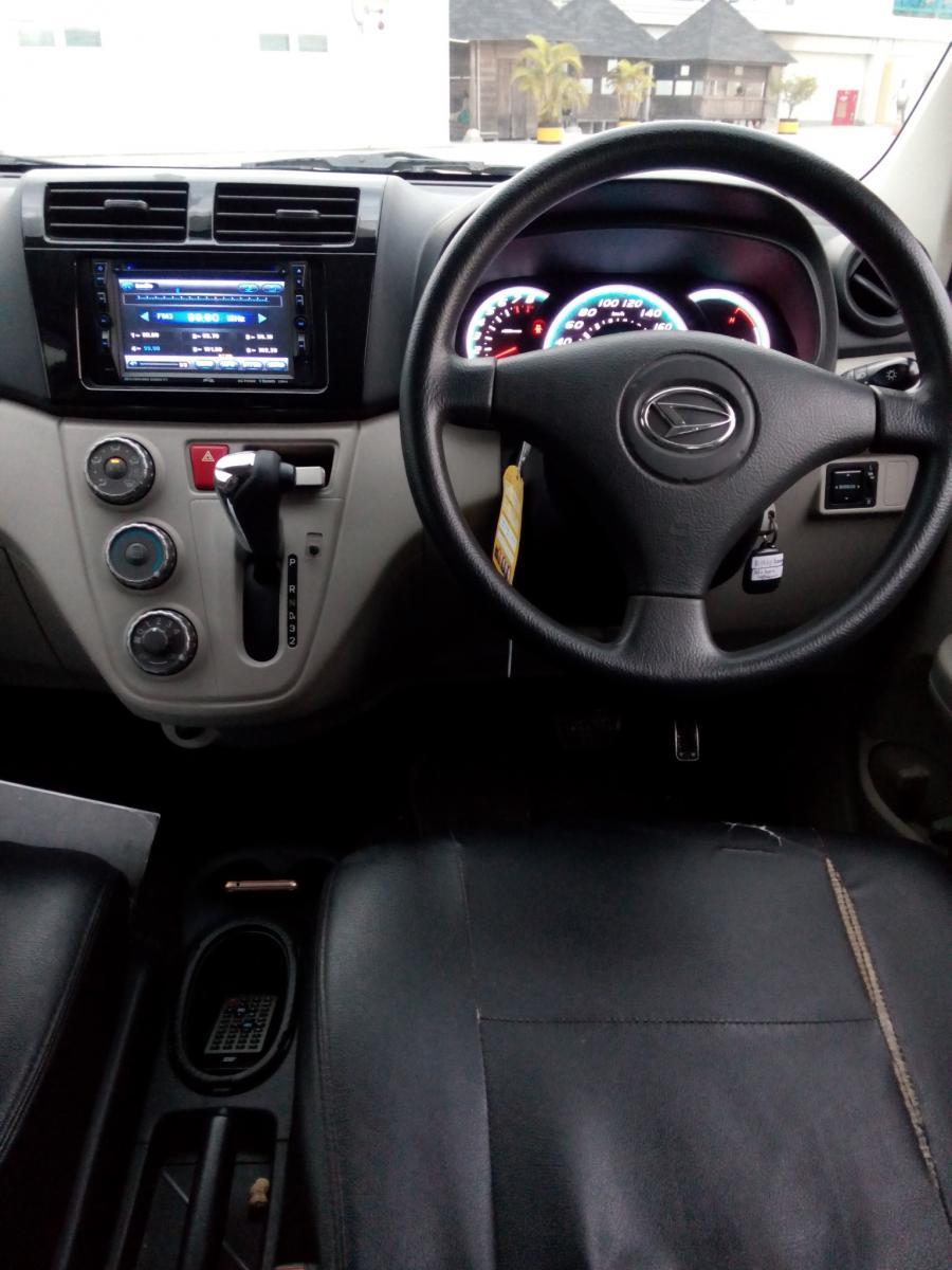 Daihatsu Sirion Matic 2012 Putih Km 30 Rban 08161129584 IMG20171012173844