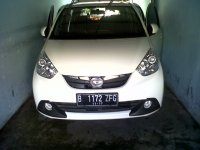 Jual Sirion D: Daihatsu Sirion 1300cc Deluxe Icy White MT 2012