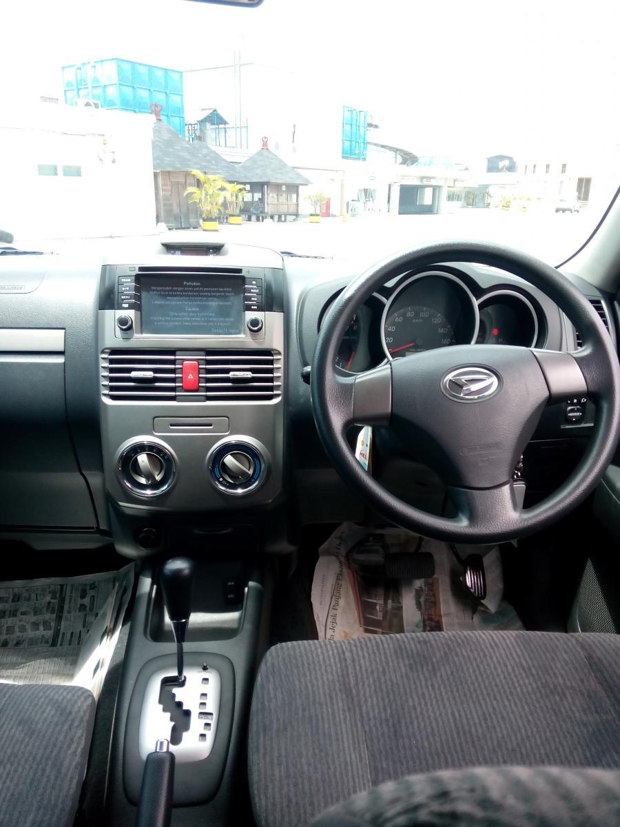 Daihatsu Terios Tx Adventure Matic 2014 Silver IMG20171125114911