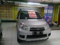 Daihatsu: Terios TX'11 MT silver KM 35RB Asli