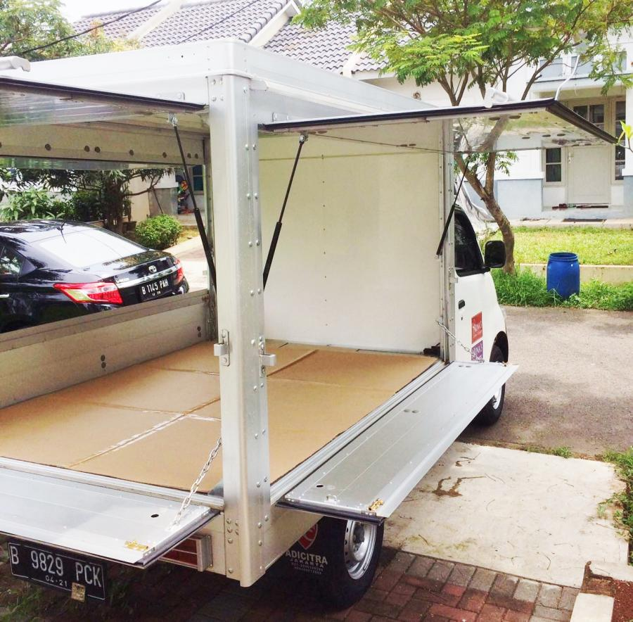 Gran Max Box Dijual Daihatsu Grand Max Box Moko Ac 1 5 Ps 2016 Mobilbekas Com