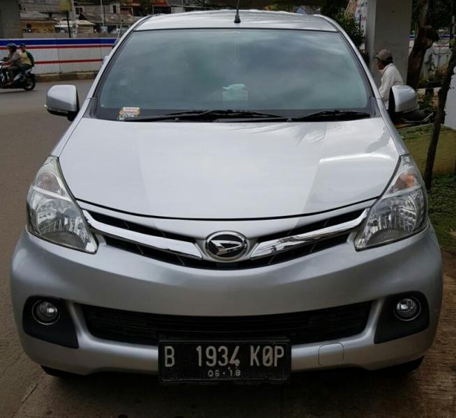 Daihatsu Xenia R Deluxe Plus M/T 2013 Km rendah ...