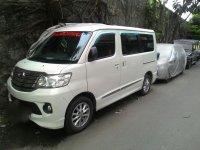 Jual Daihatsu Luxio Tipe X 2014