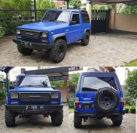Jual Mobil Daihatsu Rocky 4x4