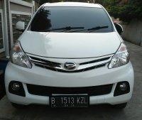 Jual 2014 Daihatsu Xenia 1.3 R DLX - MPV PUTIH