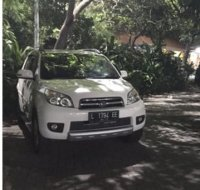 Jual Daihatsu: Terios Putih Terawat Mulus