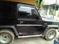 Jual Daihatsu: Feroza special edition 1995 hitam ganteng