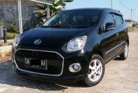 Jual Daihatsu Ayla Type X 2014 Hitam M/T Banjarmasin - Full Orisinil (3.jpg)