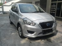 Jual Djiual Datsun GO+ Panca T Option 2014 Silver Istimewa - segera