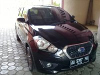 Jual Datsun Go+ Panca T 1.2 MT 2016, Hitam KM 44 Rb, Pajak Hidup, plat AA