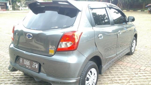 Datsun GO T Active 2016 Murah, Jual Cepat, Butuh Uang ...