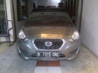 Jual Datsun go+ panca 2015 T option