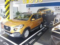Jual Datsun Cross Automatic Apket Kredit super murahhh