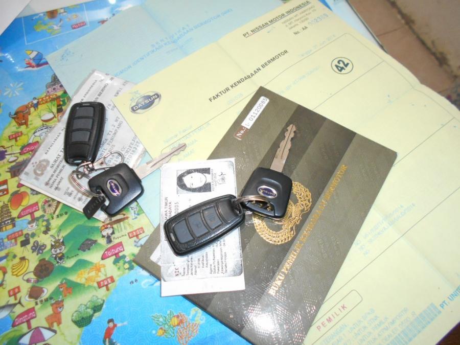 Datsun GO+ atas nama sendiri dari baru - MobilBekas.com
