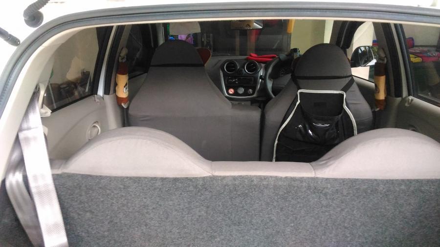 Datsun Go Panca Hatcback - MobilBekas.com