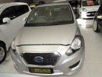 Datsun Go+ Panca'15 MT Silver Pjk April'18 Mobil SPT Baru Terawat