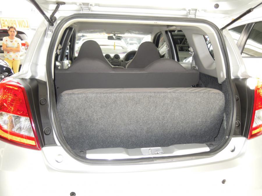 Datsun Go+ Panca'15 MT Silver Pjk April'18 Mobil SPT Baru ...